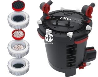 FLUVAL FX6 (A219) - Filtr zewnętrzny do akwarium 700-1500l