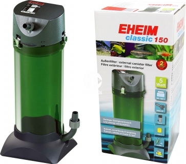 EHEIM Classic 150 (2211) (2211010) - Filtr zewnętrzny do akwarium 50-150l
