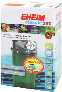 EHEIM Classic 250 (2213) (2213050) - Filtr zewnętrzny do akwarium 80-250l