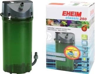 EHEIM Classic 250 (2213) (2213020) - Filtr zewnętrzny do akwarium 80-250l