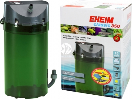 EHEIM Classic 350 (2215) (2215020) - Filtr zewnętrzny do akwarium 120-350l
