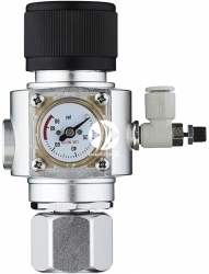 CHIHIROS Regulator CO2 (350-1100) - Reduktor CO2 z jednym manometrem
