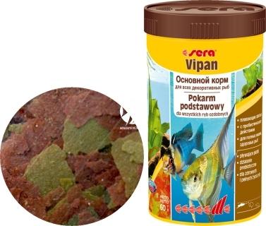 SERA Vipan (00740) - Podstawowy pokarm dla ryb akwariowych