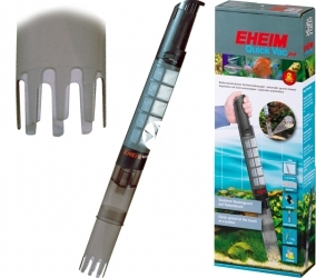 EHEIM Quick Vac Pro (3531000) - Odmulacz, odkurzacz na baterie do akwarium