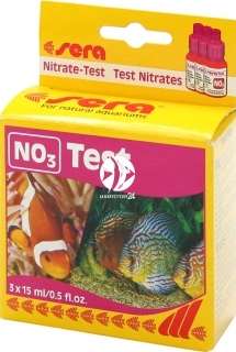 SERA NO3 Test (04510) - Test do akwarium na azotany