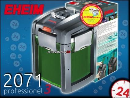 EHEIM PROFESSIONEL 3 2071 (2071020) - Filtr zewnętrzny do akwarium maks. 250l