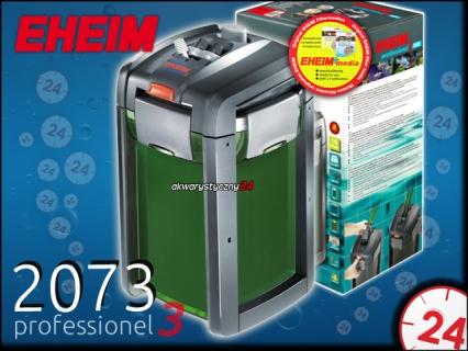 EHEIM PROFESSIONEL 3 2073 (2073020) - Filtr zewnętrzny do akwarium maks. 350l