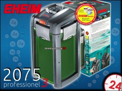 EHEIM PROFESSIONEL 3 2075 (2075020) - Filtr zewnętrzny do akwarium maks. 600l