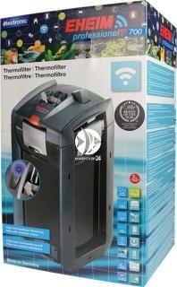 EHEIM Professionel 5e 700 (2078) (2078010) - Elektroniczny filtr zewnętrzny ze sterowaniem Wi-Fi do akwarium 300-700l