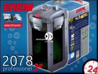 EHEIM PROFESSIONEL 3e 2078 (2078010) | Elektroniczny filtr zewnętrzny do akwarium 300-700l