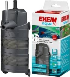 EHEIM Aqua 60 (2206020) - Narożny filtr wewnętrzny do małych i średnich akwariów.