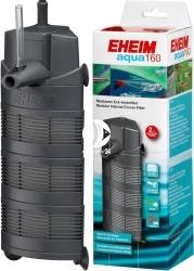EHEIM Aqua 160 (2207020) - Narożny filtr wewnętrzny do małych i średnich akwariów.