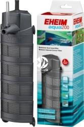 EHEIM Aqua 200 (2208020) - Narożny filtr wewnętrzny do małych i średnich akwariów.