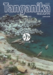Tanganika Magazyn Magazyn nr. 28 - Półrocznik o biotopie Tanganika.