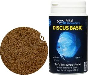 VITAL AQUATICS Discus Basic (DB045) - Tonący pokarm w granulkach dla paletek