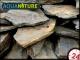 Łupek Filitowy Ciemny 1kg - [BRAZYLIJSKI CIEMNY MULTIKOLOR] selekcjonowany dla akwarium
