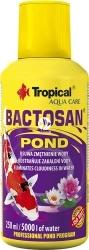 TROPICAL Bactosan Pond (34225) - Preparat do klarowania wody w oczku wodnym, stawie