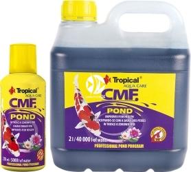 TROPICAL CMF Pond (32235) - Preparat zwalczający glony i grzyby w oczku wodnym, stawie