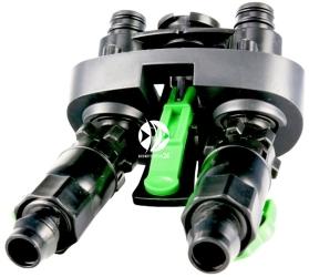 TETRA Hose Adapter EX 400 Plus/EX 600 Plus/EX 800 Plus (T240636) - Adapter z zaworami do filtra EX 400 Plus, EX 600 Plus, EX 800 Plus