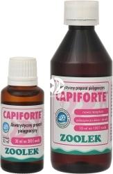 ZOOLEK Capiforte (0541) - Preparat pielęgnacyjny na pasożyty, nicienie, przywry, tasiemiec