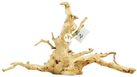 ROTALA Premium Red Moor Wood nr 2 (szt) - Dekoracyjny korzeń do akwarium roślinnego