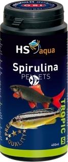O.S.I. Spirulina Pellets (0030172) - Wolno tonący pokarm (spirulina) w granulacie