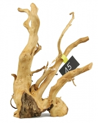 ROTALA Premium Red Moor Wood nr 15 (szt) - Dekoracyjny korzeń do akwarium roślinnego