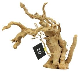 ROTALA Premium Red Moor Wood nr 20 (szt) - Dekoracyjny korzeń do akwarium roślinnego
