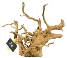 ROTALA Premium Red Moor Wood nr 22 (szt) - Dekoracyjny korzeń do akwarium roślinnego