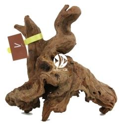 ROTALA Premium Dark Old Wood nr 1 (szt) - Ciemny, dekoracyjny korzeń do akwarium