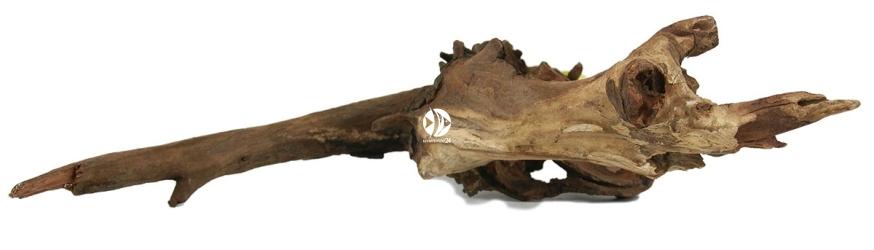 ROTALA Premium Dark Old Wood nr 12 (szt) - Ciemny, dekoracyjny korzeń do akwarium