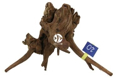 ROTALA Premium Dark Old Wood nr 20 (szt) - Ciemny, dekoracyjny korzeń do akwarium