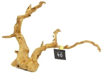 ROTALA Premium Red Moor Wood nr 46 (szt) - Dekoracyjny korzeń do akwarium roślinnego
