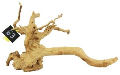 ROTALA Premium Red Moor Wood nr 63 (szt) - Dekoracyjny korzeń do akwarium roślinnego