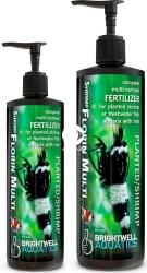 BRIGHTWELL AQUATICS FlorinMulti Planted/Shrimp (SFNM125) - Wieloskładnikowy nawóz do krewetkariów i akwariów słodkowodnych dla roślin wodnych