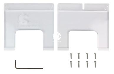 CHIHIROS Akrylowe Nóżki WRGB II (330-1113) - Przezroczysty stojak do oświetlenia