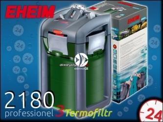 EHEIM PROFESSIONEL 3 2180 (2180010) | Filtr zewnętrzny z grzałką do akwarium maks. 1200l
