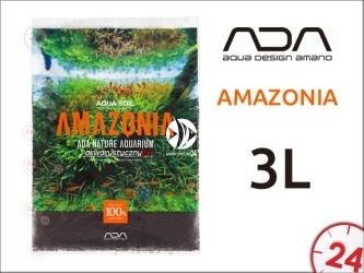 ADA AMAZONIA | Naturalne podłoże do akwarium roślinnego.