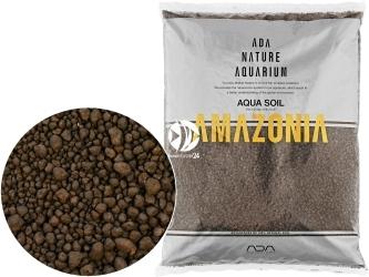 ADA Amazonia (104-031) - Naturalne podłoże do akwarium roślinnego.