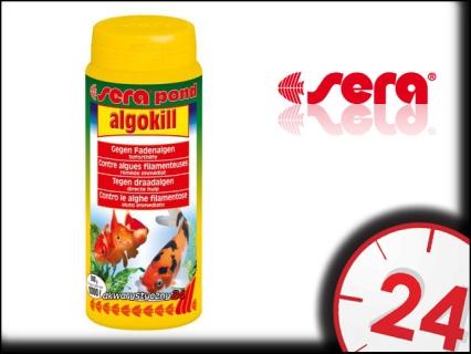 POND ALGOKILL 500g - Preparat do natychmiastowego usuwania glonów nitkowatych w stawie
