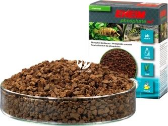 EHEIM PhosphateOut 1L (2515051) - Chemiczny wkład do usuwania fosforanów z torebką, do akwarium
