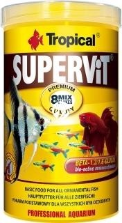 TROPICAL Supervit - Wieloskładnikowy, podstawowy pokarm z beta-glukanem