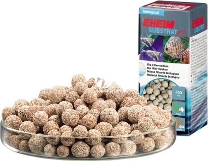 EHEIM Substrat Pro (2510021) - Biologiczny wkład do filtra akwarium słodkowodnego i morskiego