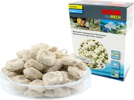 EHEIM BioMech (2508051) - Biologiczno-mechaniczny wkład do filtra akwarium słodkowodnego i morskiego