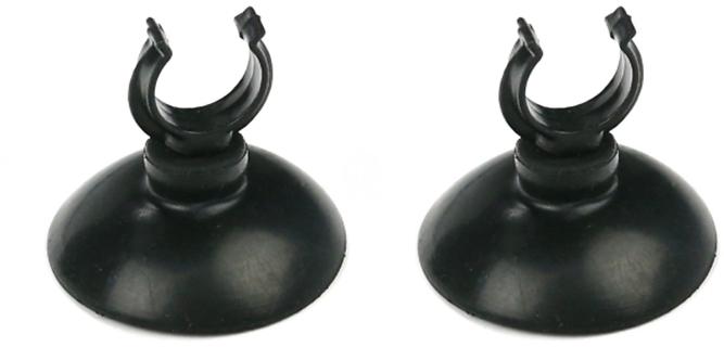 JBL Przyssawka (60856) - Stosowana do węży akwariowych 16mm [2 sztuki]