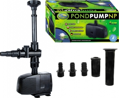 AQUA NOVA Pond Pump NP-2000 (NP-2000) - Pompa fontannowa do oczka wodnego
