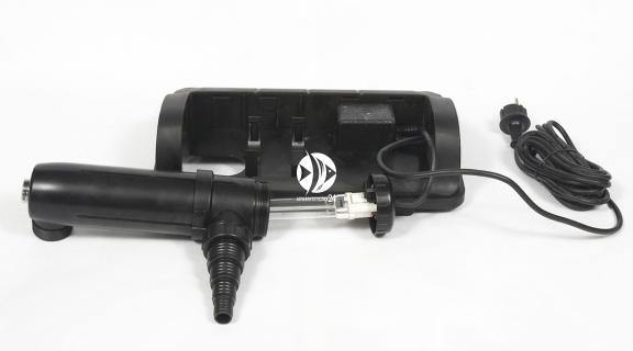 AQUA NOVA Pond Filter NUB-6000 + UV (NUB-6000) - Filtr przelewowy z lampą UV do oczka wodnego