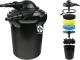 AQUA NOVA Bio Pressure Filter NPF-20 (NPF-20) - Filtr ciśnieniowy z lampą uv do oczka wodnego