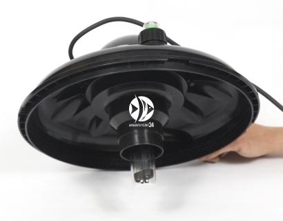 AQUA NOVA Bio Pressure Filter NPF-30 (NPF-30) - Filtr ciśnieniowy z lampą UV do oczka wodnego