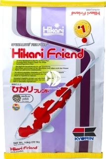 HIKARI Friend (39378) - Pływający pokarm dla ryb stawowych
